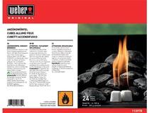 Podpalovací kostky Weber